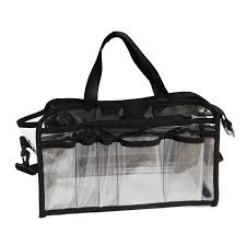 professional makeup artist bags clear carry all makeup artist set bag clb5031 clear pvc bag