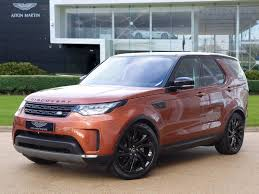 discovery land rover 2017 used 2017 land rover discovery 5 3 0 td6 first edition 4x4 5dr for