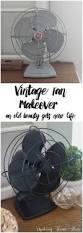 Antique Desk Fan by Top 25 Best Vintage Fans Ideas On Pinterest Vintage Items