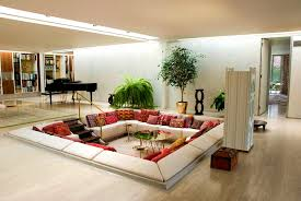 furniture awesome futuristic small house living room design