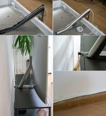 Wohnzimmerschrank Fernseher Versteckt 5 Tipps Für Bessere Kabelordnung Zu Hause Diy Ordnungsideen