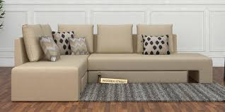 Fabric Sofas Buy Fabric Sofa Set Online  Get  OFF  WoodenStreet - Sofa designs india