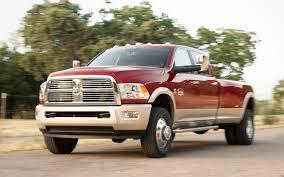 Dodge 3500 Pickup Truck - 2011 ram laramie longhorn hd 3500 first test motor trend