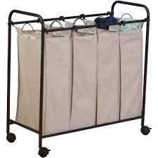 laundry separator hamper laundry storage u0026 hampers organize it