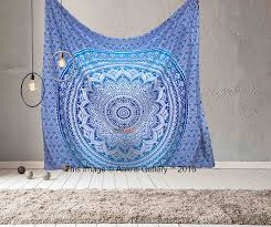 Thick Wall Tapestry Tapestry Double Ombre Beach Sheet Indian Wall Hanging Mandala