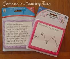 confessions of a teaching junkie applying the standards common