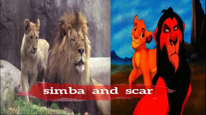lion king characters names pictures videos 2017