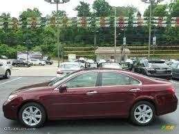 2008 lexus es 350 colors 2008 royal ruby metallic lexus es 350 94729679 gtcarlot com