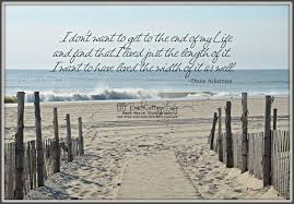 quote life journey path seaside path beach fence coastal cottage inspirational quote