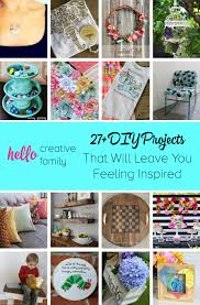 Diy Project Ideas 27 Diy Projects From Creative Snap Bloggers That Will Leave You