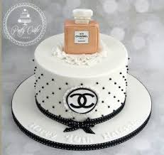 14 best cosmetic cake images on pinterest chanel birthday cake