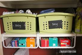 Organize Pantry Spring Organizing U0026 Cleaning Challenge Day 12 Amy Volk Live Better