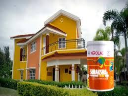 nerolac suraksha paint skp trader building material supplier