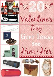 20 valentines day gift ideas for him and