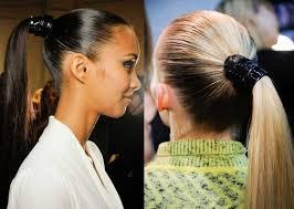 Frisuren Selber Machen Mittellange Haare by Frisuren Pferdeschwans Lange Mittellange Haare Haarband Lack
