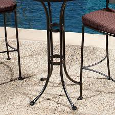 Patio Table Bases Table Tops Table Bases Patio Furniture The Patio Collection