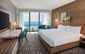 Gest Room by New Rooms And Suites The Diplomat Beach Resort In Hollywood Fl