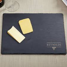 cutting board engraved pairing engraved slate cutting board