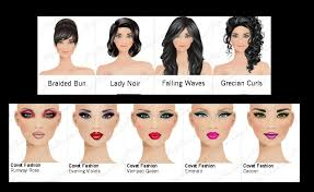 unlock covet fashion hairstyle covet fashion hair and makeup covet unlimited