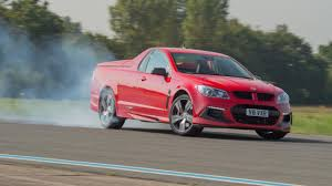 holden maloo review the vauxhall vxr8 maloo top gear