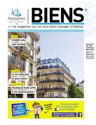 Chambre De Notaires De - magazine biens des notaires de l ouest n 58 actualité