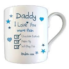 s day mug personalised i you more than s day mug