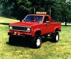1986 ford ranger 4x4 dehosse 1986 ford ranger regular cab specs photos modification