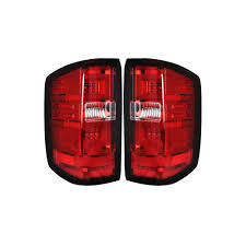 2000 silverado tail lights silverado oled tail lights truck car parts 264238rd gorecon