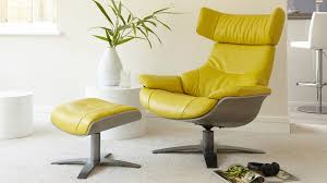 Reclining Armchairs Living Room Leather Reclining Armchair And Footstool Living Room Uk