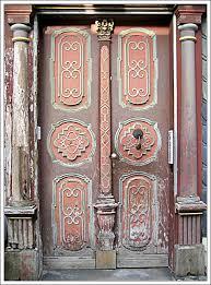 ornamental door a photo from sachsen anhalt east trekearth