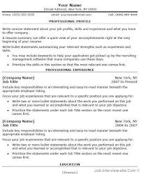 One Job Resume Templates by Free Job Resume Examples Latest Cv Format Download Pdf Latest