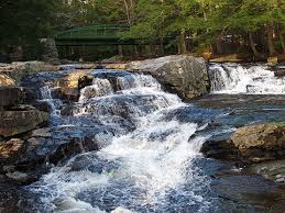 New Hampshire waterfalls images Jackson falls jackson 100 foot waterfall jackson nh new hampshire jpg