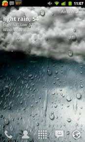 weather live apk go weather animate wallpaper hd apk for android