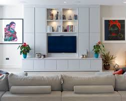 Living Room Tv Unit Houzz - Living room unit designs