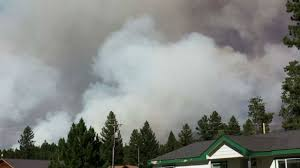 Wild Fires In Idaho And Montana by Researchers Launch Study To Learn Effects Of Wildfire Smoke