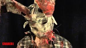 rabbit mask halloween killer rabbit mask youtube