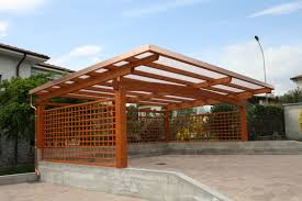 wood frame carport designs