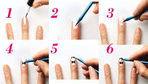 nail art u2013 decorating nails step by step