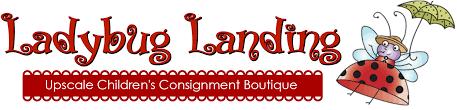 ladybug landing upscale children u0027s consignment boutique