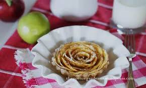 an apple rose tart u0026 a love story the novice gardener