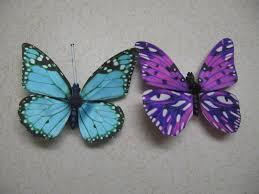 butterfly hair butterfly hair i how to make a hair clip barrette