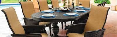 buy outdoor oval dining tables online aminis