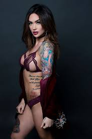 jessica wilde tattoo model 6 tattoo life