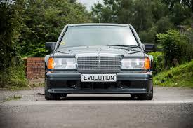 unused mercedes 190e 2 5 16 evolution ii pops up for auction 26 pics