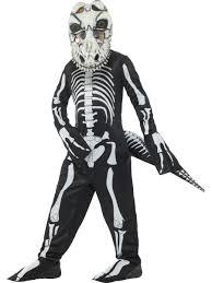 childs t rex skeleton halloween costume