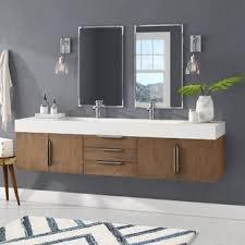 Mid Century Modern Bathroom Vanity Modern Contemporary Mid Century Bathroom Vanity Allmodern