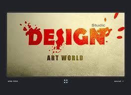 design studio flash intro template id 300110380