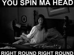 Exorcism Meme - exorcist you spin ma head right round horror meme funny