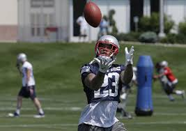 patriots notebook chung plays it safe returning punts sports