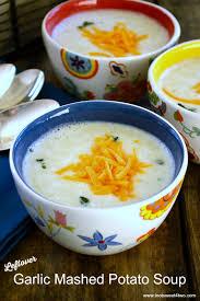 Comfort Classic Leftover Garlic Mashed Potato Soup